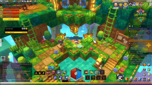 Maple Story 2 screenshot 3.jpg