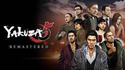 Yakuza 5 - Review