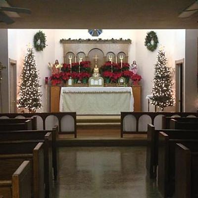 Christmas High Mass 2016