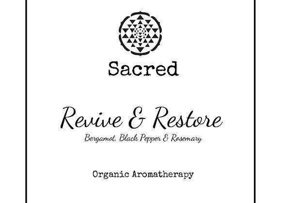 REVIVE & RESTORE- 3 wick