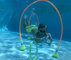Cours de natation pour enfant-Ramatuelle Saint