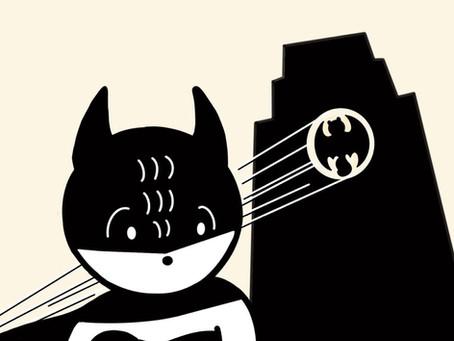 아버지, 저는 박쥐가 될 겁니다