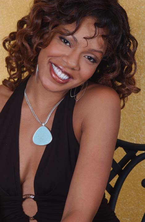 Actress, Wendy Raquel Robinson