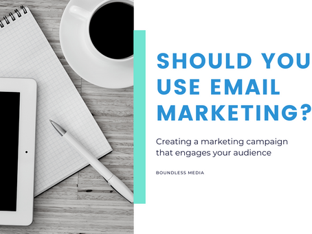 Should You Use Email Marketing