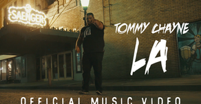 Tommy Chayne Represents Hometown In New Music Video