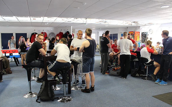 Known as the friendly gym, Physique Fitness is renowned for friendly and free advice and a strong community atmosphere.