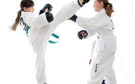 Droitwich Taekwon-Do Taekwondo lessons for all levels - kids, adults and families.
