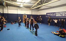 Verve Kickboxing sessions for all levels - kids, adults and families.