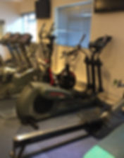 Ladies all female gym facilities including cardio cadiovascular cv, strength and conditioning weight training equipment and fuctional training facilities.