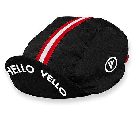 """Racing cap """"HELLO VELLO"""""""