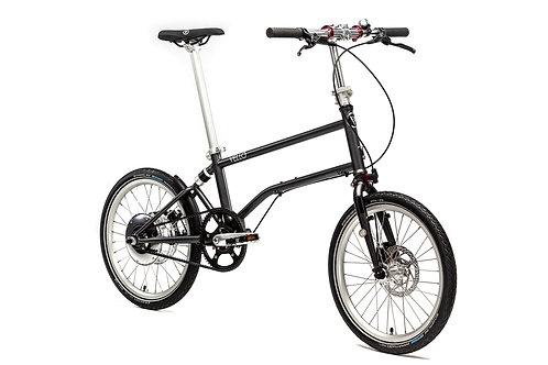 VELLO Bike+ belt drive