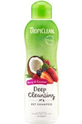 Tropiclean - shampooing nettoyant en profondeur