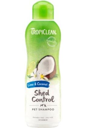 Tropiclean - shampooing nourrissant