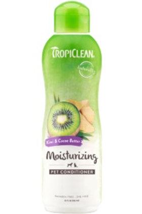 Tropiclean - après shampooing hydratant et revitalisant