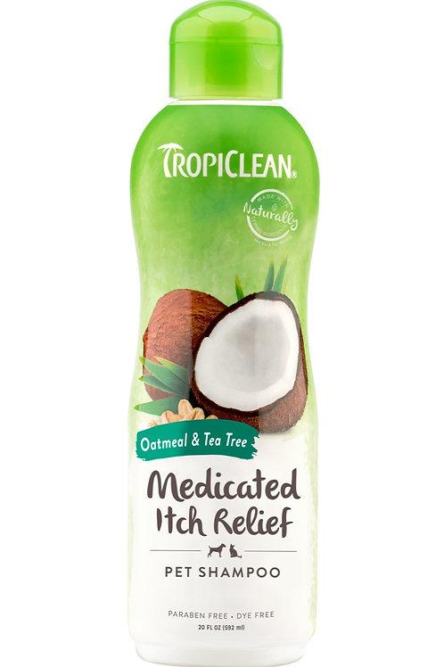 Tropiclean - shampooing médicalisé