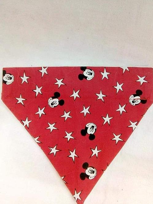 Mickey et étoiles