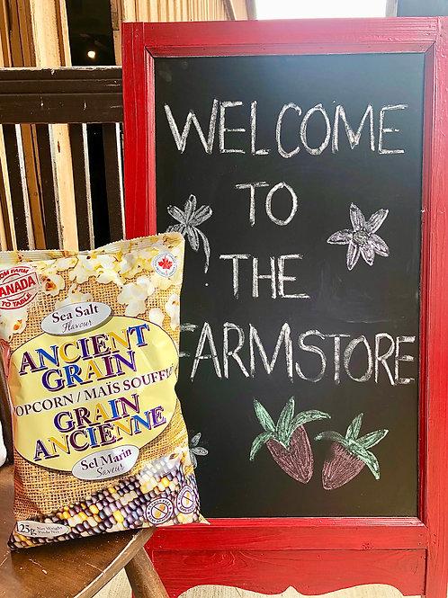 Ancient Grains Popcorn 125g
