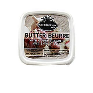 Butter: Gourmet Garlic