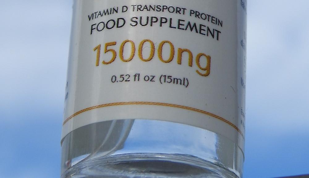 Vitamin D Transport Protein Kosttilskud MAF supplement sublingual