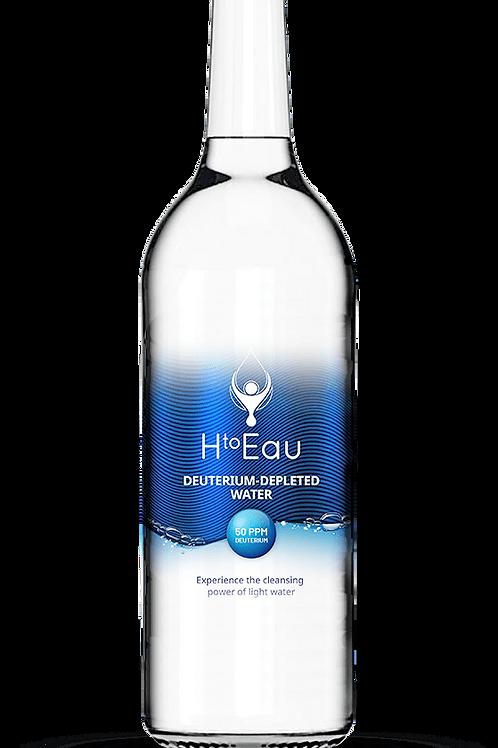 Deuterium Reduceret Vand (DDW 50 ppm) Let Vand