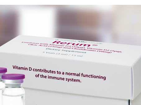 Rerum®  -  The new Superfood for your immunesystem.