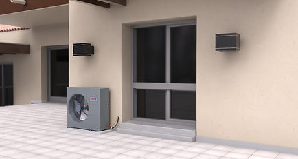Trane XV19 Air Conditioning System