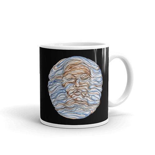 Flow ~ Black Mug