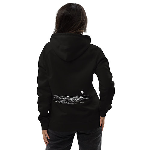 Sea Change ~ Unisex pullover hoodie