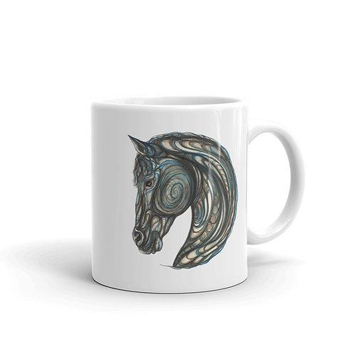 Tribal Horse ~ Mug