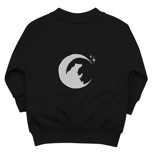 Bear, Bird & Moon ~ Baby Organic Bomber Jacket