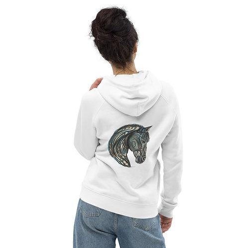 Tribal Horse ~ Unisex pullover hoodie