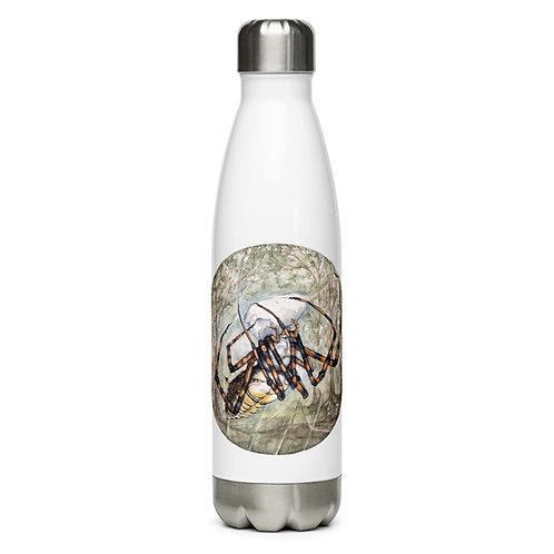 Spider ~ Stainless Steel Water Bottle