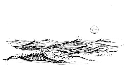 Sea Change ~ Print