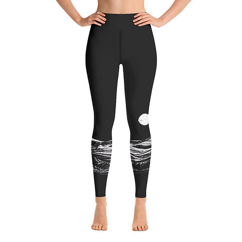 Sea Change ~ Yoga Leggings