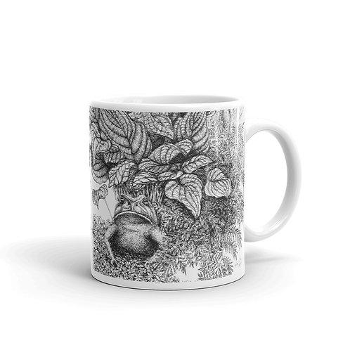 Serene as Buddha ~ Mug