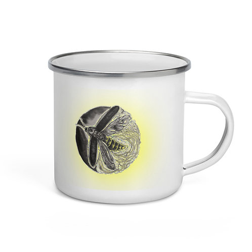 Jolt, lit ~ Enamel Mug