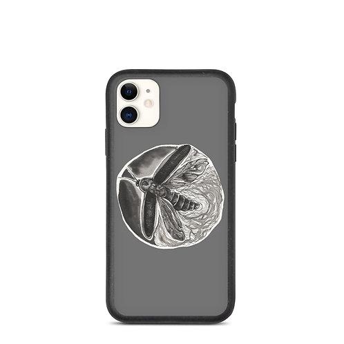 Jolt in Grey ~ Biodegradable phone case