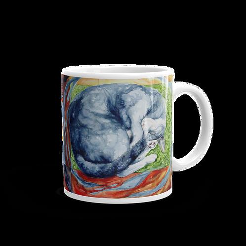 Twirled Slumber ~ Mug