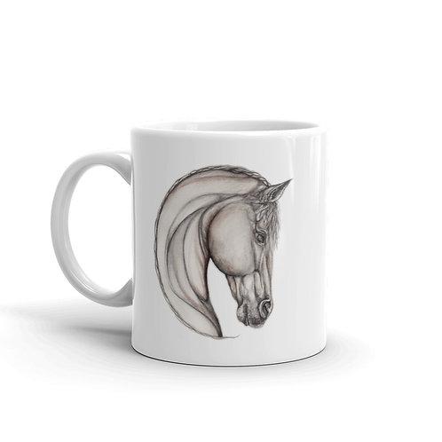 Horse Sketch ~ Mug