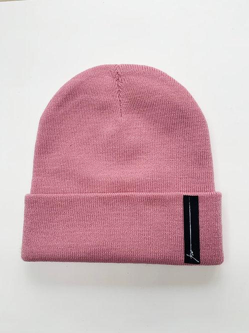 Dusky Pink Beanie