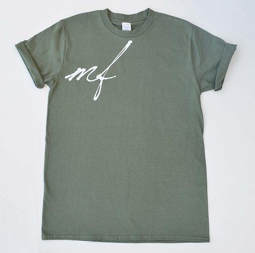 Olive MF T-Shirt