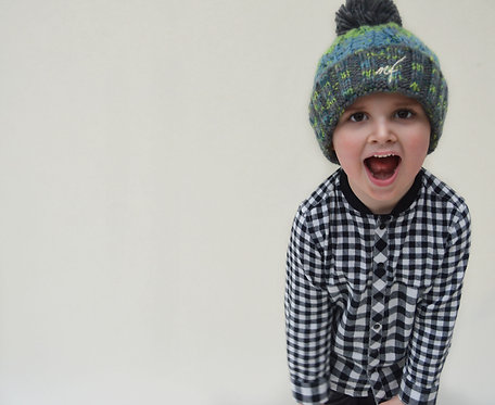 Junior Electric Grey hat
