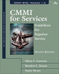 CMMI-SVC Book Cover