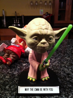 Yoda: May the CMMI Be With You