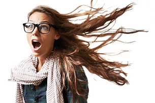 Girl Excited By Fun CMMI Training