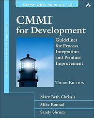 CMMI-DEV Book Cover