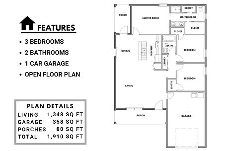 clayton floorplan