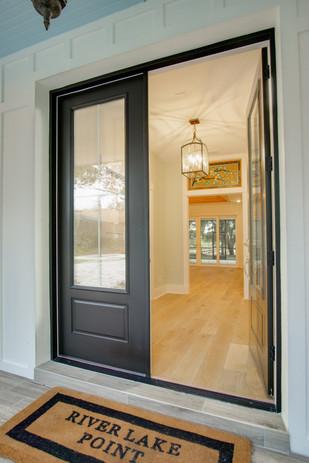 Doube Entry Door