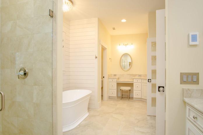 Large Master Bath