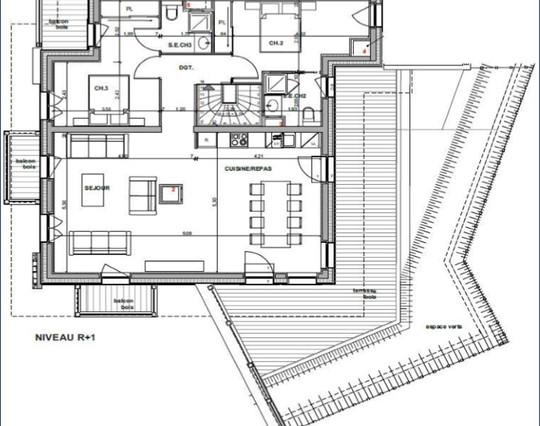 Appartement 3 - 1er étage